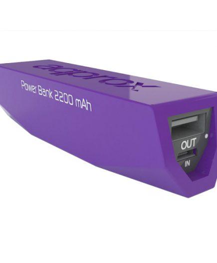 xekios Batterie pour Téléphone Portable approx! AATCAT0082 APPPB22EVP 2200mAh Pourpre