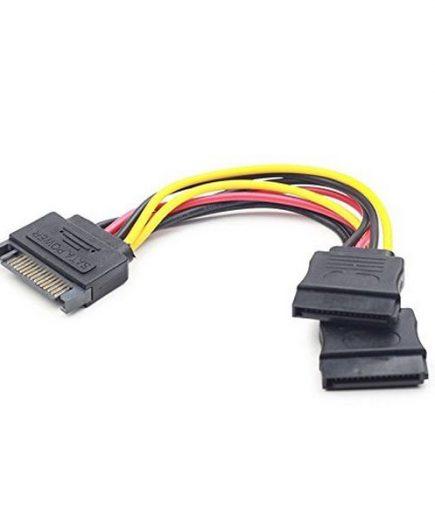 xekios Câble Alimentation SATA iggual APTAPC0460 IGG311790 0.15 m