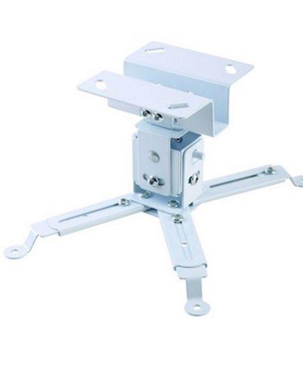 xekios Support de Toit Inclinable et Rotatif pour Projecteur iggual STP01 IGG314708 -22,5 - 22,5° -15 - 15° Fer Blanc