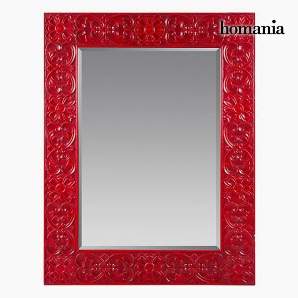 xekios Miroir Carré Rouge - Collection Be Yourself by Homania
