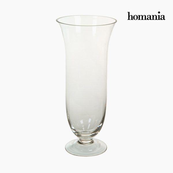 xekios Vase Verre - Collection Crystal Colours Deco by Homania