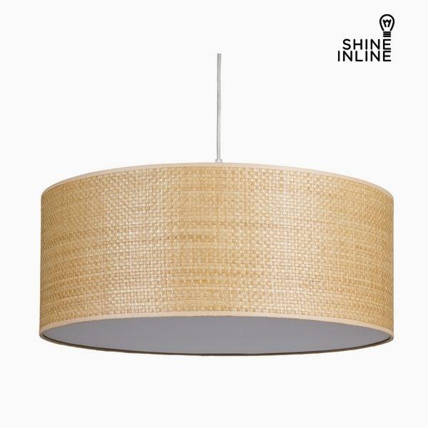 xekios Suspension Raphia Coton et polyester (50 x 50 x 20 cm) by Shine Inline