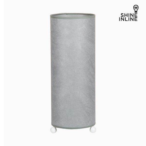 xekios Lampe de bureau Cellulose Argent by Shine Inline