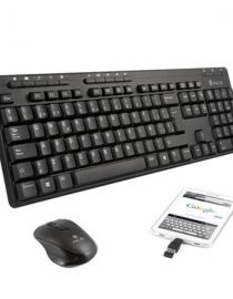 xekios Clavier et Souris Optique NGS Dragonfly Kit DRAGONFLY USB