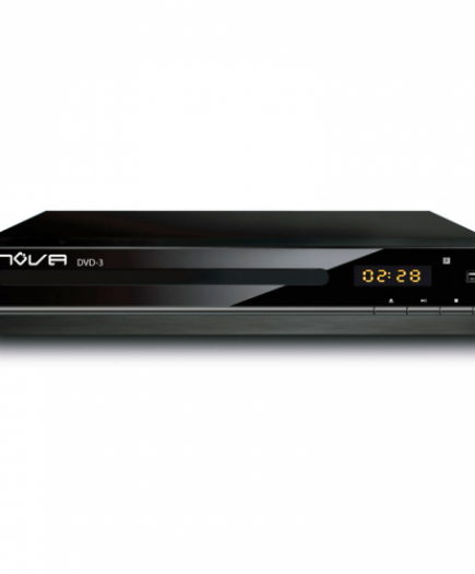 xekios Lecteur de DVD Innova 41860 LED DISPLAY HDMI USB DVD+RW