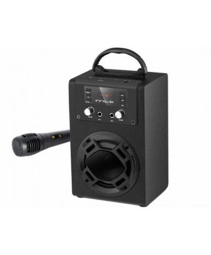 xekios Haut-parleur Innova TW/BK6 800 mAh Bluetooth 5W Noir