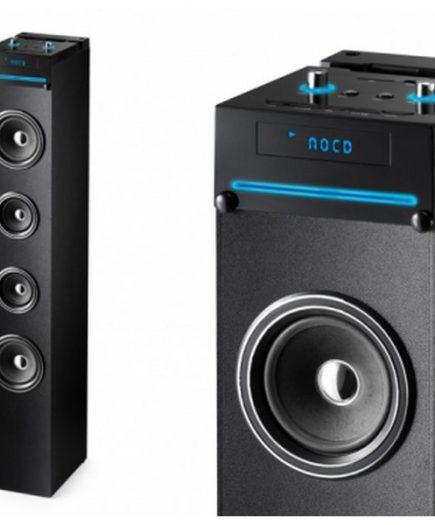 xekios Haut-parleur Innova TW/BK7 Bluetooth 25W Noir