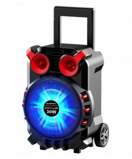 xekios Haut-parleurs bluetooth portables Innova ALT/21 30W Noir