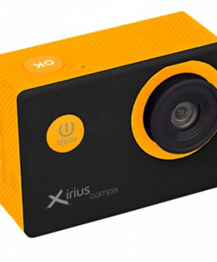 xekios Caméra Sport Avenzo AV707 12 Mp 1.77 Full HD Noir Orange