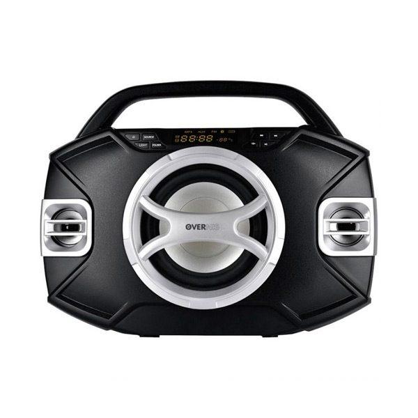 xekios Haut-parleurs bluetooth portables Overnis QDG-BX25 Noir