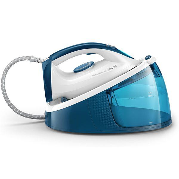 xekios Fer à repasser générateur de vapeur Philips 224331 GC6733/20 1,3 L 2400W Blanc Bleu
