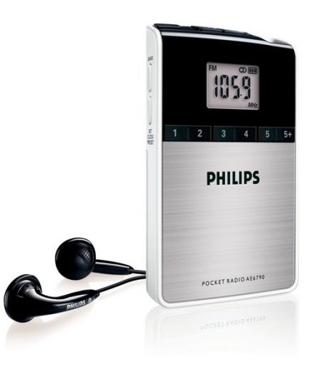 xekios Radio numérique portable Philips AE6790/00