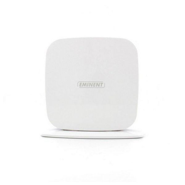 xekios Système d'Alarme Téléphonique Sans Fil Eminent EM8615 Wifi Android iOS 90 dB