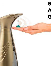 xekios Distributeur Automatique de Savon Soap Go S500