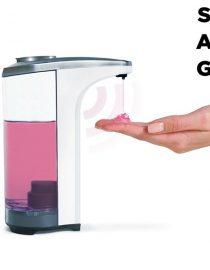 xekios Distributeur de Savon Automatique Soap Go G300
