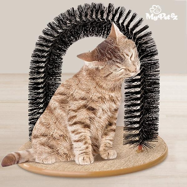 xekios Arche de massage pour chats My Pet EZ