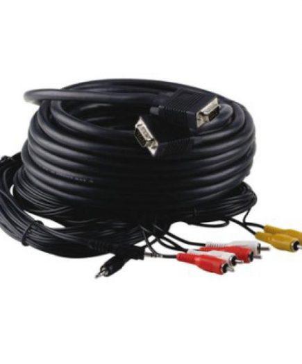 xekios Boîte de Jonction avec Pack de Câbles Traulux TS1770008H 5 m Blanc