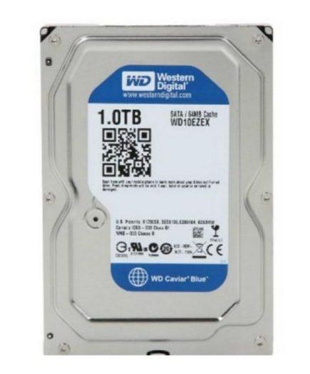 xekios Disque dur Western Digital Blue WD10EZEX 3.5 1 TB Sata III 7200 rpm Buffer 64 MB