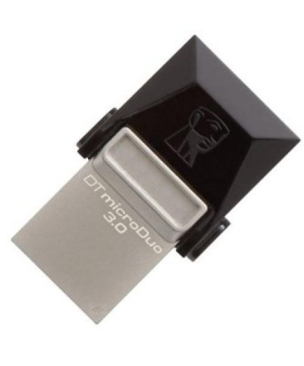 xekios Clé USB et Micro USB Kingston FAELAP0342 DTDUO3/16GB 16 GB USB 3.0