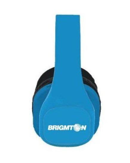 xekios Casques avec MP3 et Radio BRIGMTON BAU-M4-A Bleu