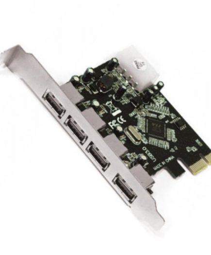 xekios Carte PCI approx! APPPCIE4P USB 3.0 4 Ports