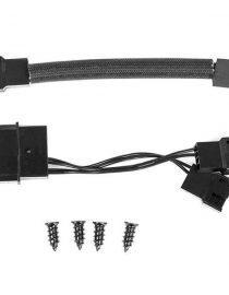 xekios Multiprise 5 Prises avec Interrupteur Omega Fiesta FL5G3 3 m