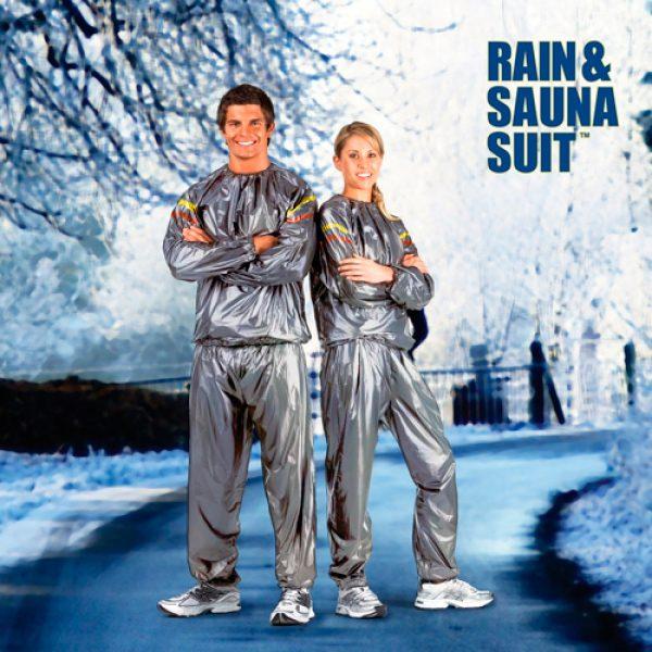 xekios Combinaison Sauna Rain & Sauna Suit