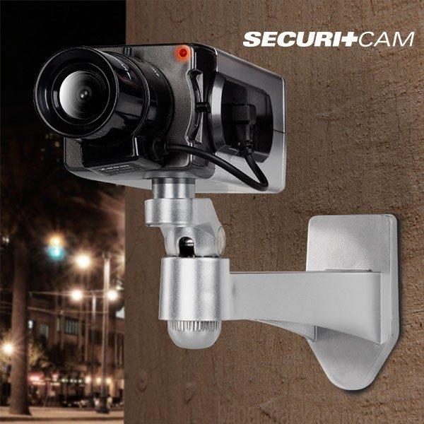 xekios Fausse Caméra de Surveillance Securitcam T6000