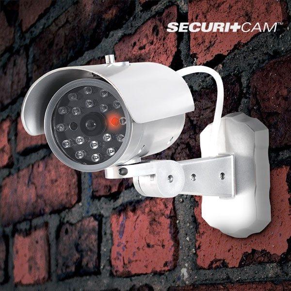 xekios Fausse Caméra de Surveillance Securitcam M1000