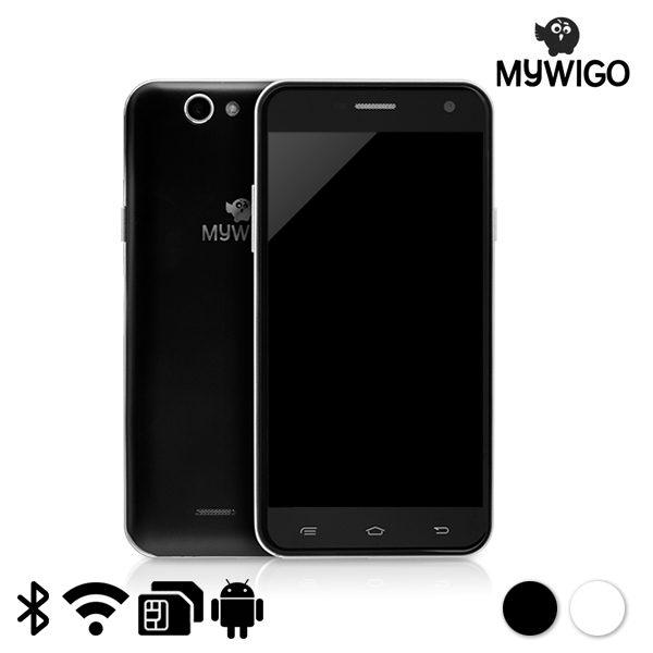 xekios Téléphone Intelligent 5'' MyWigo Magnum 2