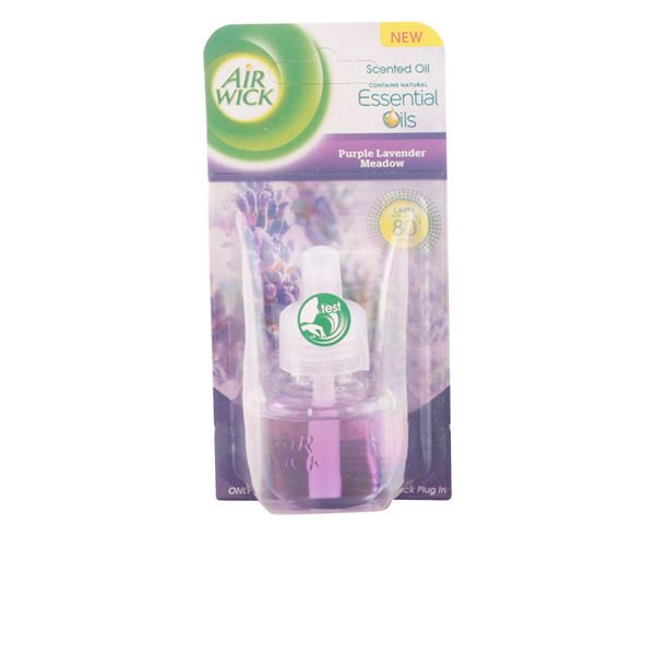 xekios Air-wick - AIR-WICK ambientador electrico recam purple lavender 17 ml