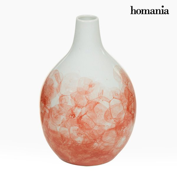 xekios Vase Grès (17 x 17 x 25 cm) - Collection Pure Crystal Deco by Homania