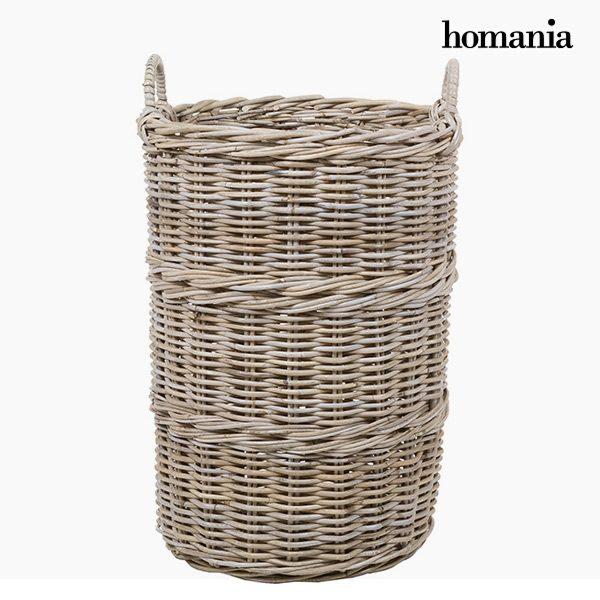 xekios Panier Rotin by Homania