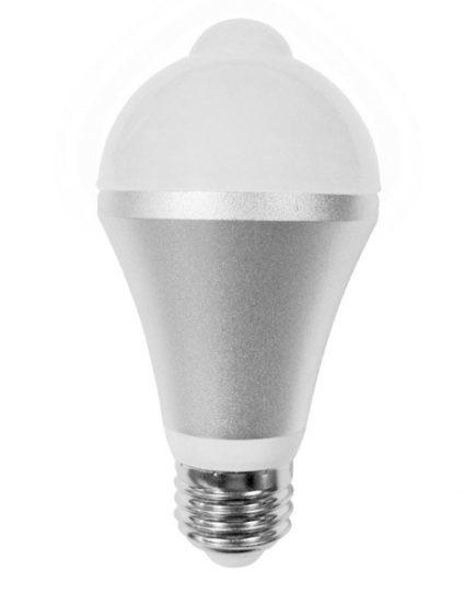 xekios Ampoule avec Capteur de Mouvement Omega E27 6W 450 lm 2700 K Lumière chaude