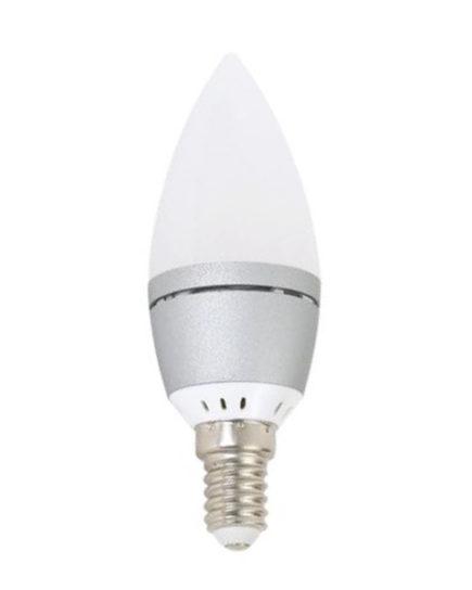 xekios Ampoule Bougie Omega E14 4W 300 lm 2800 K Lumière chaude