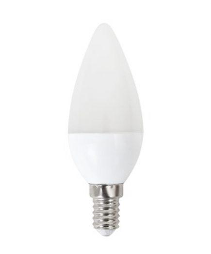 xekios Ampoule LED Bougie Omega E14 5W 400 lm 2800 K Lumière chaude