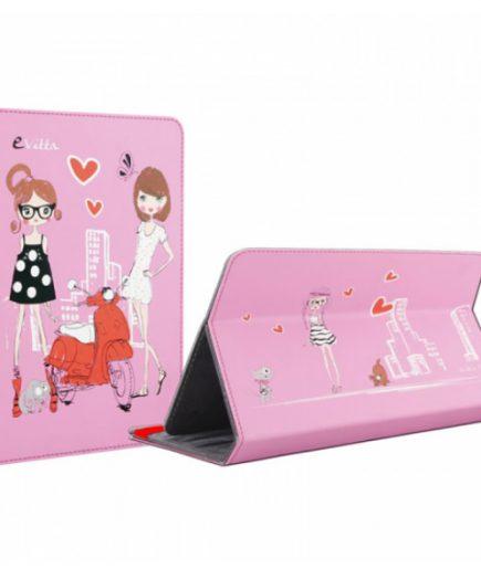 xekios Protection pour tablette E-Vitta FASHION GIRLS 9.7-10.1 Rose