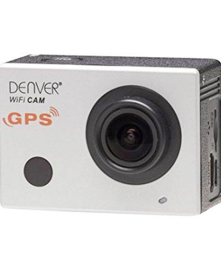 xekios Caméra Sport Denver Electronics ACG-8050W 16 Mpx FULL HD Noir Argenté