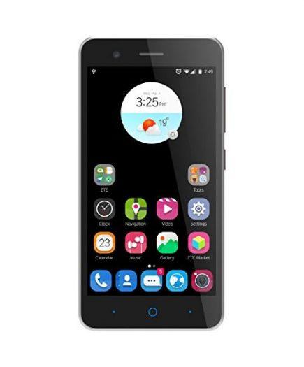 xekios Smartphone ZTE A510RW 218190 5 HD Quad Core 8 GB 1 GB RAM
