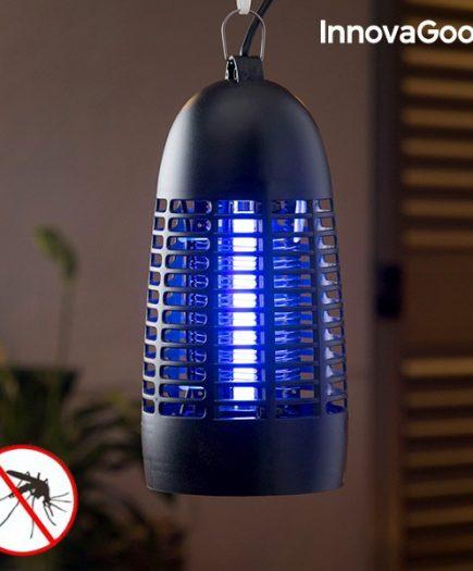 xekios Lampe Anti-Moustiques KL-1600 InnovaGoods 4W Noire