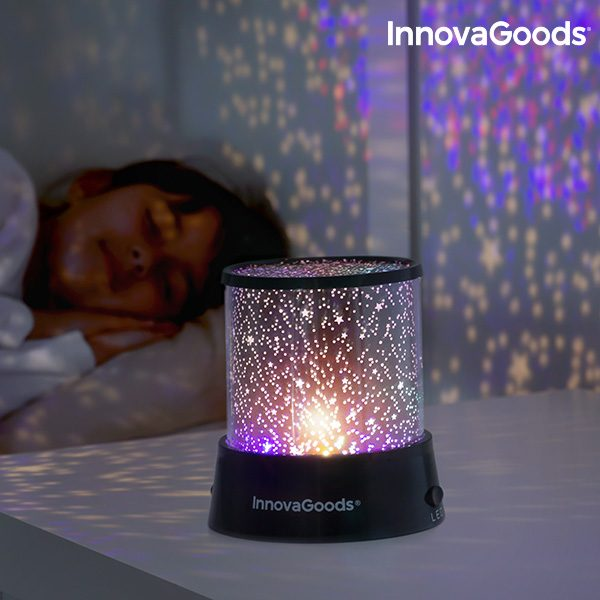 xekios Projecteur d'Étoiles LED InnovaGoods