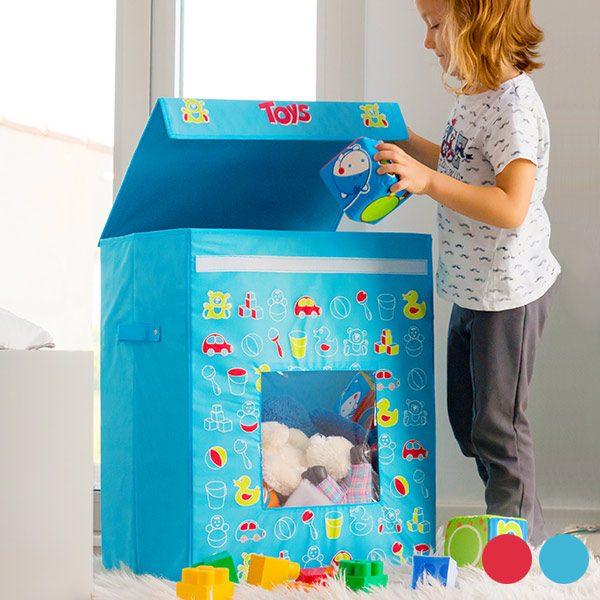 xekios Coffre à Jouets Pliable Toys