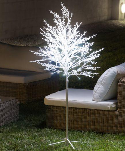 xekios Arbre Décoratif Enneigé (120 LED)