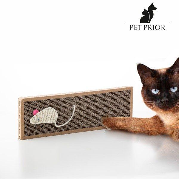 xekios Planche Griffoir pour Chats avec Catnip Pet Prior