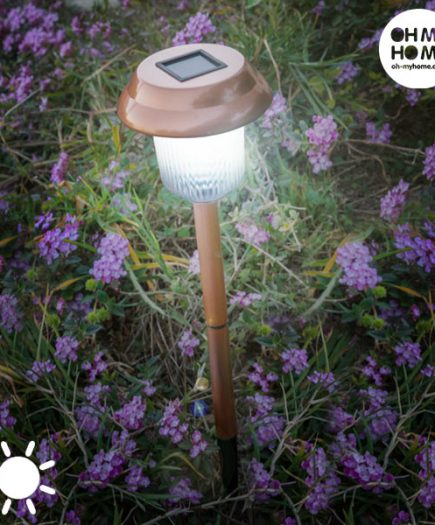xekios Lampe Solaire Copper Garden Oh My Home