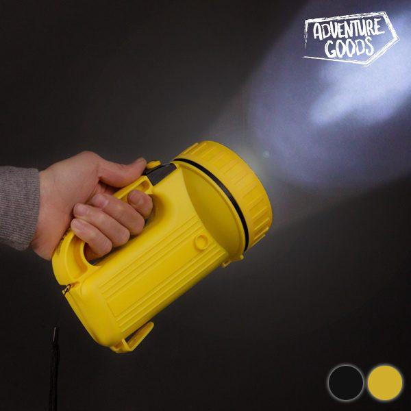 xekios Lampe de poche LED Adventure Goods