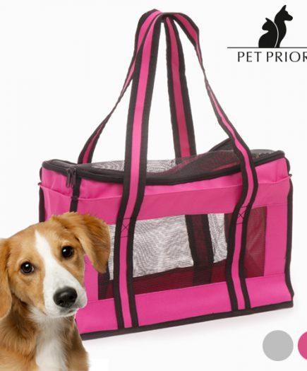 xekios Cage de Transport en Tissu pour Animaux Pet Prior