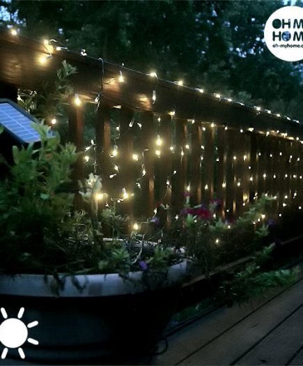 xekios Guirlande Solaire Oh My Home (50 LED)