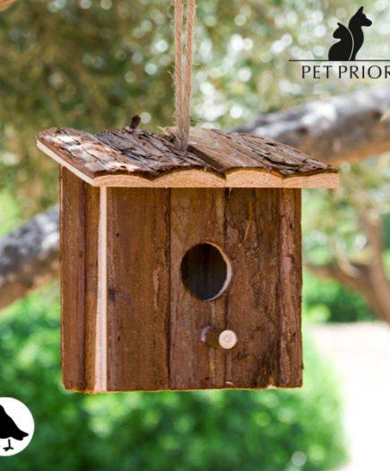 xekios Maison pour Oiseaux Trunk Pet Prior