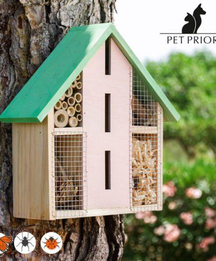 xekios Hôtel pour Insectes Nature Pet Prior